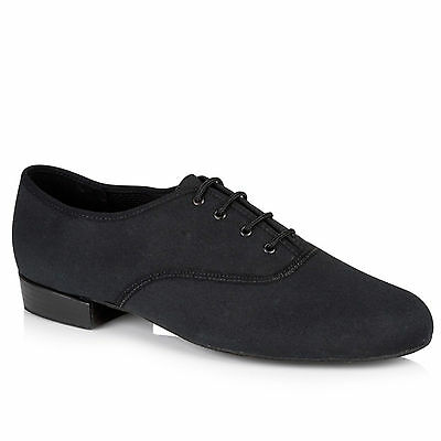 Freed RADMCB Canvas Lace Up Ballroom Dance Shoes
