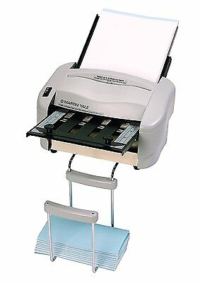 Martin Yale P7200 Rapid Fold Automatic Desktop Folder, Automatic Paper Folding
