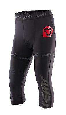 Leatt Knee Brace Pants Motocross Dirt Bike Off Road Mountain Bike Racing