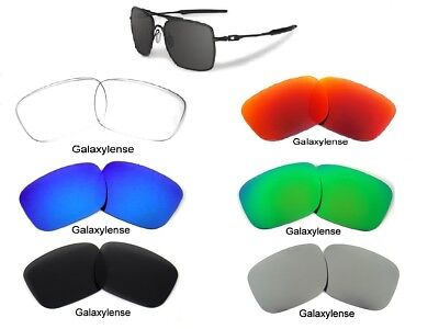 Replacement Lenses For Oakley Deviation Multi-Color Polarized By Galaxylense
