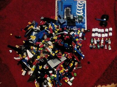 Lego Bundle Mixed Pieces and Figures