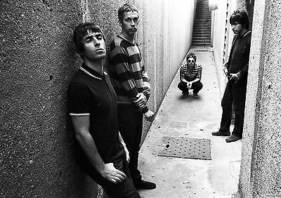 Oasis Poster Print Photo Picture A4 A3 - High Quality Print A4 A3 260Gsm