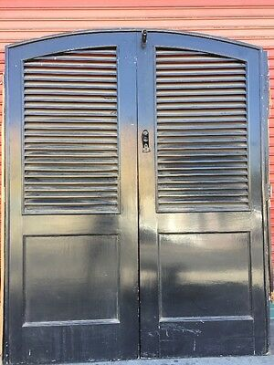 "Arched Shutters 68""x87 Interior Exterior"