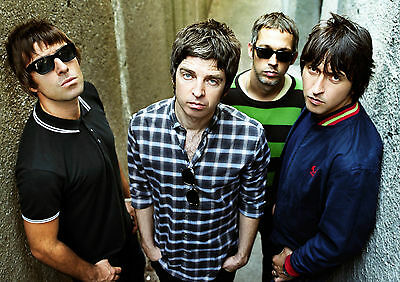 Oasis Poster Print Photo Picture A4 A3 - High Quality Print 260Gsm