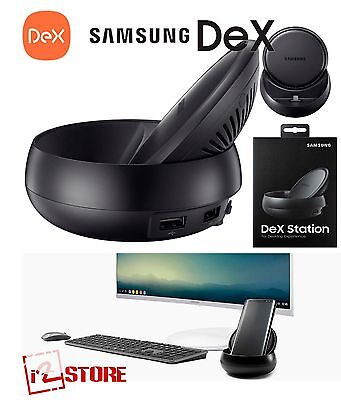 Official Samsung DeX Station Galaxy S8 / S8 Plus Display Dock Desktop experience
