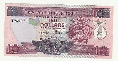 Isole Solomon Islands $ 10  2006 FDS UNC pick 27   rif 2448