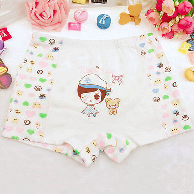 1 Pc Fashion Baby Cotton Panties Shorts Kids Short Briefs  Underpants for Girls