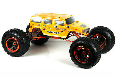 HSP 1:8 Scale RTR 2.4GHz 4x4 4WS Electric RC Rock Crawler Monster Truck
