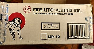 NEW Old Stock Fire-Lite MP-12 Fire Alarm Control Panel