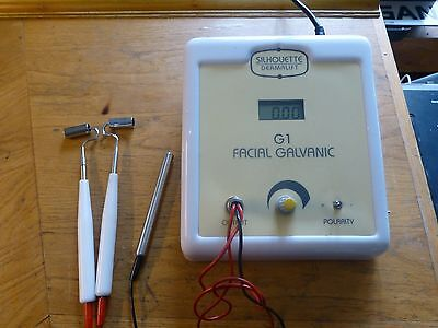 Silhouette G1 Facial Galvanic Beauty Machine. Serviced & Warranty