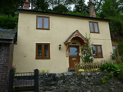 Delightful Detached Welsh Village Cottage. Renovated To A Very High Standed.