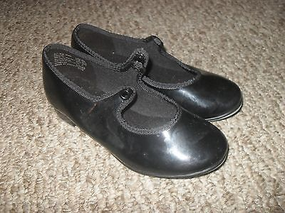 Girls American Ballet Theater Tap Shoes - Size 8.5 - VGUC