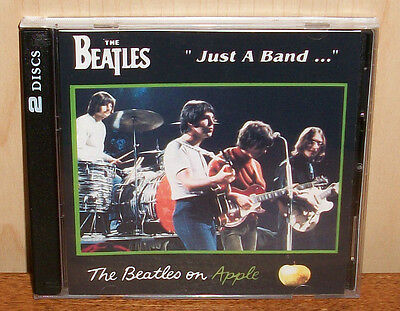 The BEATLES - Just A Band - on 2 CD's - Rarities