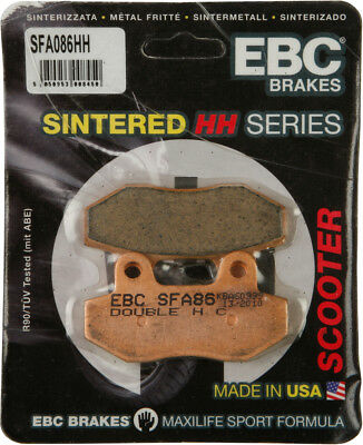 EBC SFA HH Sintered Scooter Front Brake Pads Single Set For Hyosung SFA86HH