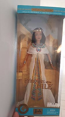 Barbie Dolls of the World Princess Of the Nile Collector Edition
