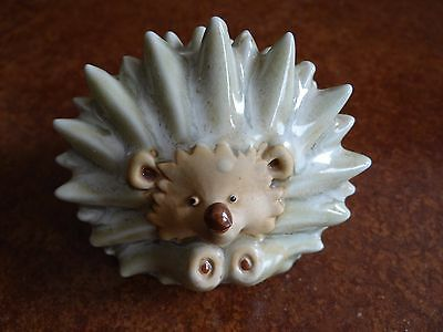 Ceramic Hedgehog - Excellent Condition - Great Collectible or Gift or Home Decor