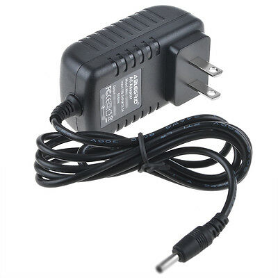 Generic AC-DC Adapter For Uniden Bearcat Scanners SC180 SC180B SC200 Power PSU