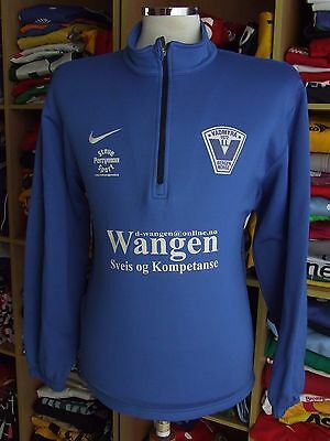 Sweatshirt Trikot Vadmyra IL (M) Nike Norwegen Noway Training Top Shirt
