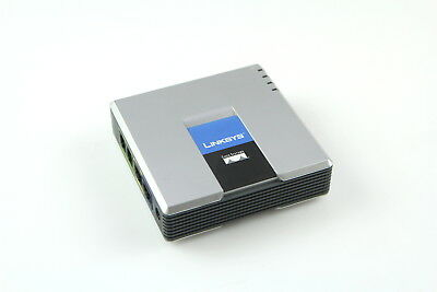 Cisco Linksys SPA2102-R Phone Adapter, Router VOIP