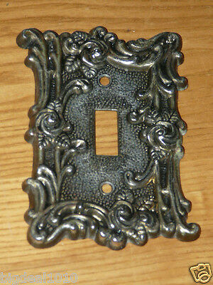 Vintage American Tack & Howe Co.  '' 1967''  Metal Switch Plate Cover