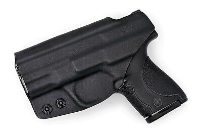 Black IWB Kydex Holster CCW Concealed Carry Inside Waistband Choose Gun Model