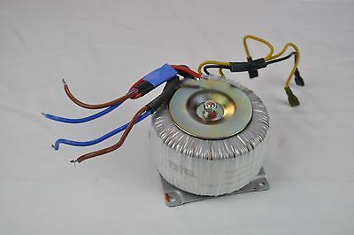 Toroidal Transformer 39v-0-39v Audio Amplifier DIY