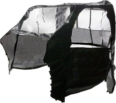 Moose Black Soft Cab Enclosure for Polaris RZR 800 All Years