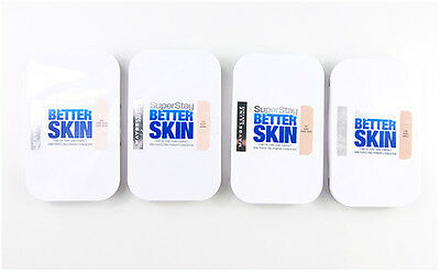 Maybelline SuperStay Better Skin Powder Foundation *Choice Of Shade*