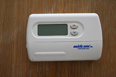 White Rodgers 1F80-361 Single Stage 5/1/1 Day Programmable Thermostat