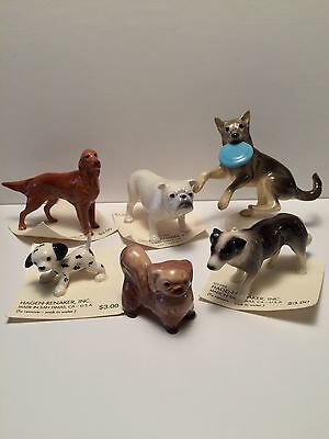 Lot of Hagen Renaker Dogs