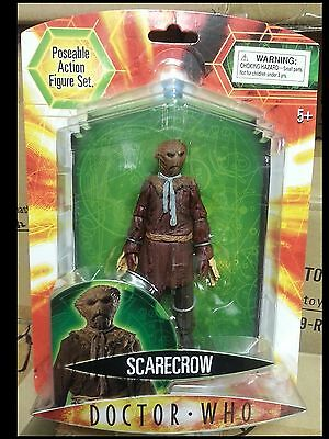 Doctor Who Series 3 Scarecrow Action Figure - NEW!