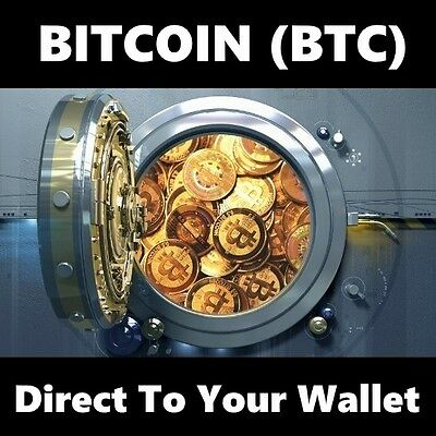 0.01 Bitcoin (BTC)-Mined Bitcoin - Direct To Your Wallet - By Crypto Coin Shop