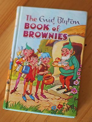 Enid Blyton Children's Book - The Book of Brownies Hardcover