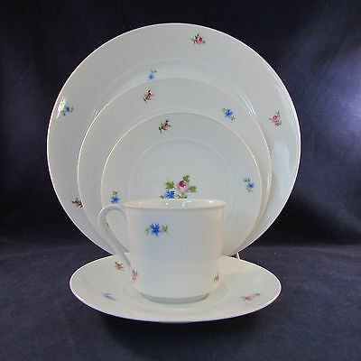 20pc SET - Block China CHATEAU FLEURI Service for Four
