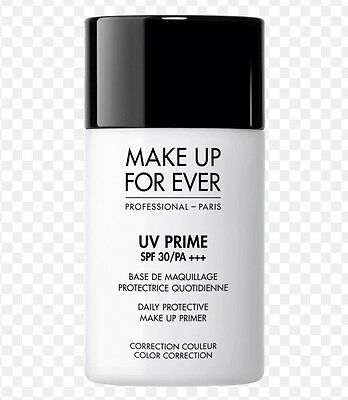 🎀Make Up For Ever UV Prime SPF 30/PA+++ 30ml New & Boxed New Release🎀