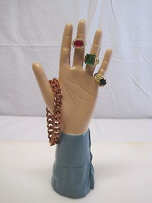 Mannequin Hand Display Jewelry Bracelet Ring Holder - B6479