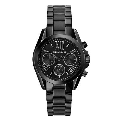 michael kors uhr mk5550 bradshaw damen herren chronograph. Black Bedroom Furniture Sets. Home Design Ideas