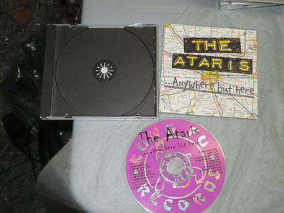 The Ataris - Anywhere But Here (Cd, Compact Disc) Complete Tested