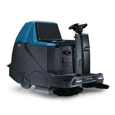 Fimap FSR B Ride on Battery Sweeper. FREE SHIPPING