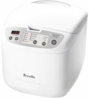 Breville Baker's Oven - BBM100WHT*Win a Kitchen Bundle*