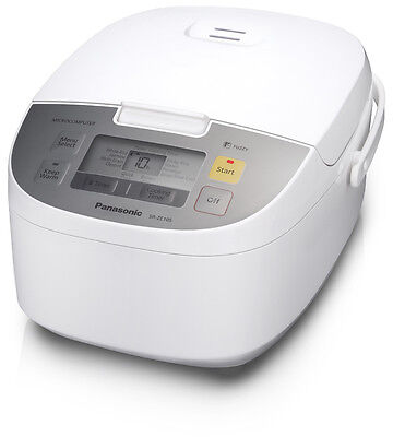 Panasonic 1L Rice Cooker - SRZE105WSTM **Due early June**