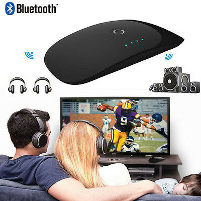Wireless Bluetooth AUX 3.5mm Audio Stereo Adapter Music Receiver USB Charger