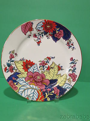 Imperial Leaf Dinner Plate (Tobacco Leaf Design)