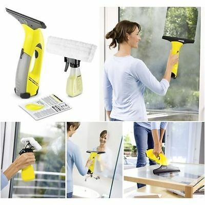 Karcher WV 5 Plus Rechargable Window VAC Cleaner Window Cleaning  WV5 - NEW