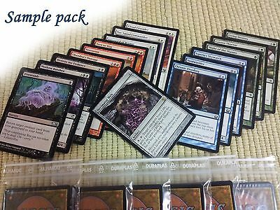 Magic: The Gathering 16 Card drafting Re-pack with a rare in each pack