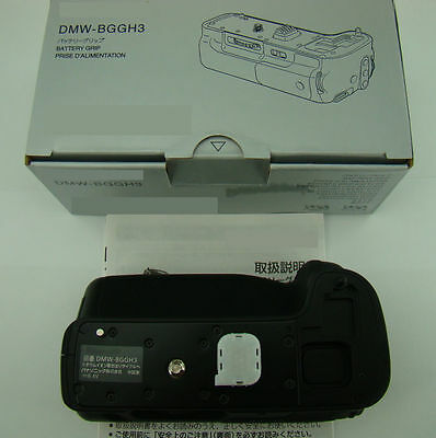 NEW Battery Grip for PANASONIC  DMW-BGGH3 DMC-GH4 Shipped With Tracking Number