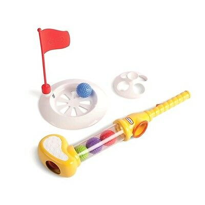 New Little Tikes Clearly Sports Golf Set Kids Golf Set Toy Age 2+