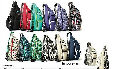 Kavu Rope Bags & Kavu Sling Bags Brand New With Tags Spring