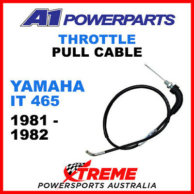 A1 Powerparts Yamaha IT465 IT 465 1981-1982 Throttle Pull Cable 51-020-10