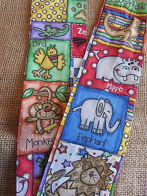 New Zoo Animals Stethoscope Cover Handmade in USA! Free Shipping in USA